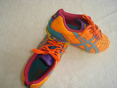 Asics Lethal Tigreor Football Boots US7  Eu40  AFL,  Soccer,  Rugby, Touch