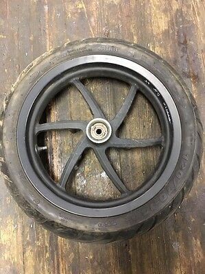 Kymco Super 8 50 Front Wheel And Tyre 120/70-14