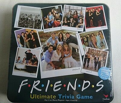 Friends Ultimate Trivia Game