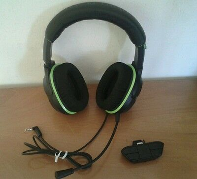 Turtle Beach Ear Force XO Four Stealth Cuffie Headset per il Gaming Xbox One