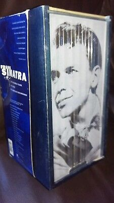 Frank Sinatra - The Columbia years Boxed set  display case. 12 CD set
