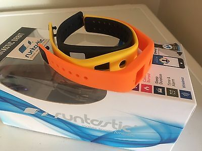 RUNTASTIC RUNORST1 3 X Coloured Wristbands FOR Runtastic