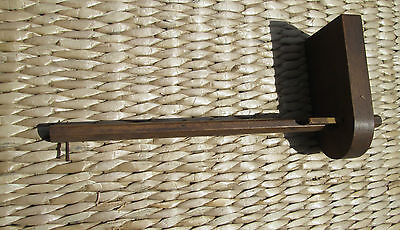 """marking gauge hand made 9 3/4"""" long specialized for a """"special purpose""""  treen"""