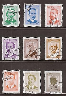 West Indies - Caribe - 1996 - Patriot Type - Complet Set
