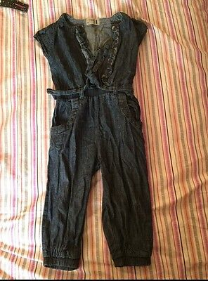 Next Denim Jumpsuit 2-3