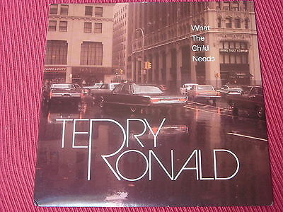 "Terry Ronald:   What The Child Needs  UK  Near Mint ex shop 7""   MCS 1569"