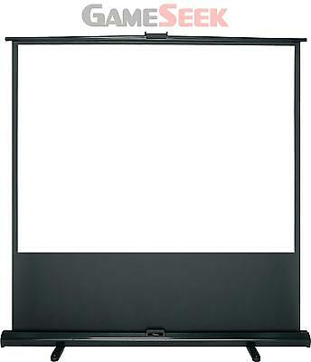 Optoma Panoview Dp-3072Mwl 72 Inch 4:3 Manual Pull Up Projector Screen