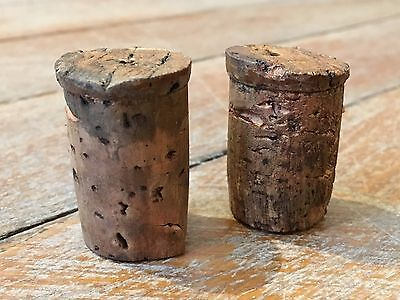 Embout Guidon LIEGE 1950 Bouchon ancien Bar end Plugs Caps Herse Old  Wood Wine