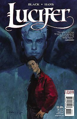 VERTIGO Lucifer issue #6