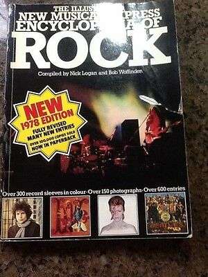 The New Musical Express Encyclopedia of Rock 1978