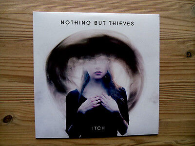 """Nothing But Thieves - Itch / Hanging RARE 7"""" Vinyl Mint-"""