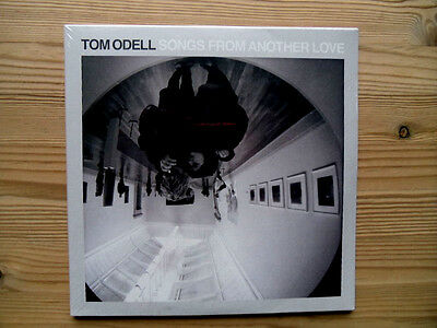 """Tom Odell Songs From Another Love RARE Limited Hand Signed 2 x 7"""" SEALED"""