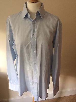 "Taylor And Wright Men's Shirt Regular Fit Size 16"" Collar"