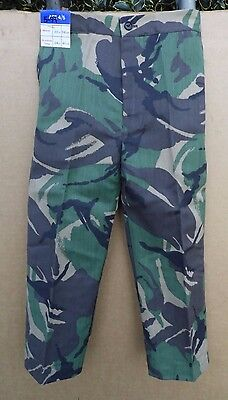 Childs Woodland Camouflage Trousers