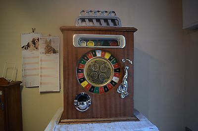 Caille Commercial Slot Machine Fully Restored