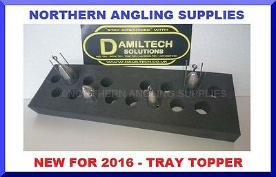 Damiltech Solutions NEW Tray Toppa for use with Breakaway Weight Accessory Kit