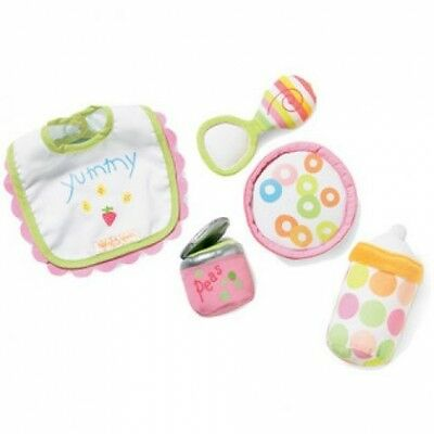 Manhattan 117390 Baby Stella Feeding Set - New, Sealed