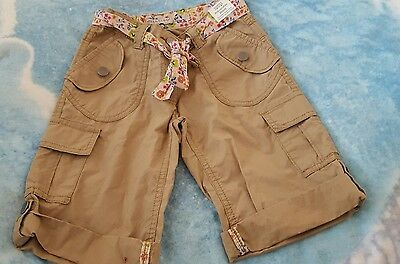 Girls Marks and spencers shorts 7 yrs New