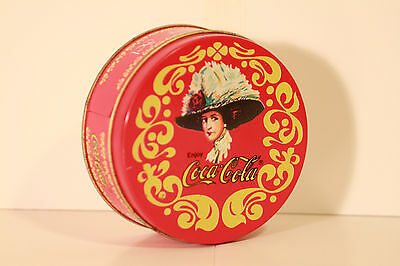 Vintage Coca-Cola Coasters Set with Matching Tin (Lot of 6) [Collectable]