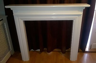 Fire Surround with Mantelpiece