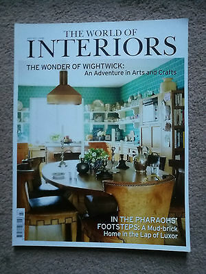 World of Interiors Magazine July 2011
