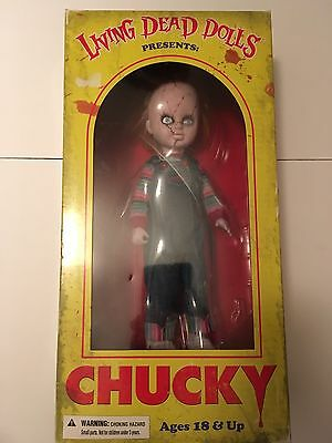 living dead dolls Chucky Boxed
