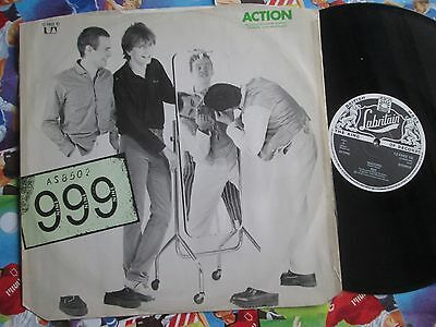 999 Waiting / Action Labritain Records 12 FREE 10 UK 12inch Vinyl Maxi-Single