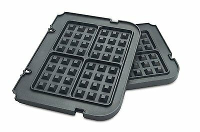 Cuisinart Electric Grill & Griddle Waffle Plates
