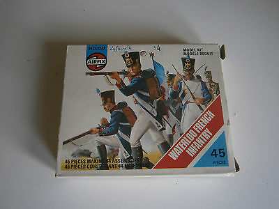 airfix ho/oo scale waterloo french infantry