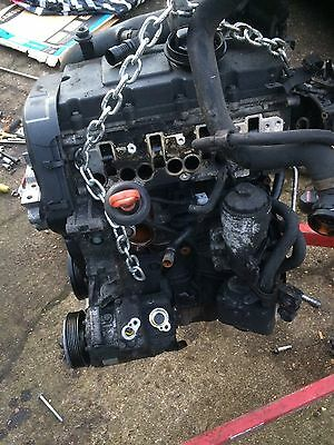 VW Golf AUDI A3 SKODA / SEAT 04-08 2.0 TDI BKD ENGINE With Turbo