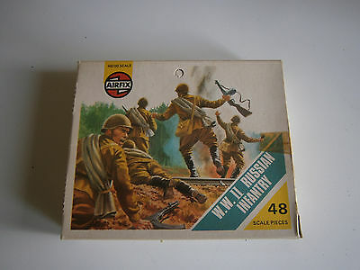airfix ho/oo scale russian infantry