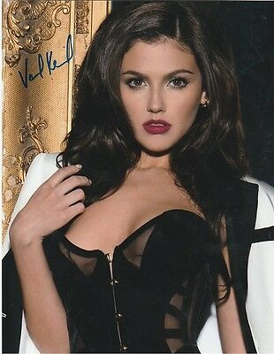 Val Keil Playboy Playmate Autograph Signed Photo 8x10 #7 Philly Model