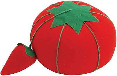 Tomato Pin Cushion-With Emery Strawberry 072879110968