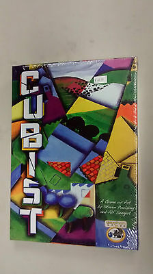 Cubist board game by Gryphon Games. New.