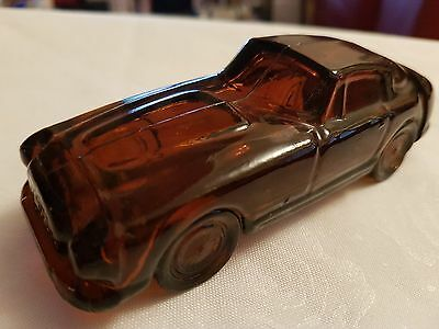 Avon Brown Glass Car, Tai Winds Aftershave