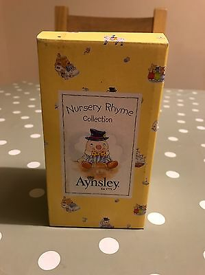 Nursery Rhyme Collection By Aynsley