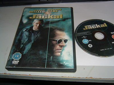 The Jackal    -  Dvd Regions 2 And 4