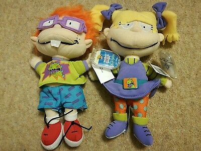 rugrats bundle chuckie and angelica new star beans