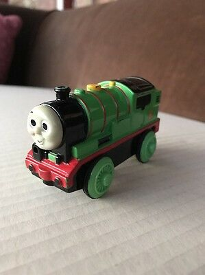BRIO/ELC BATTERY POWERED motorised PERCY for THOMAS WOODEN TRAIN toy ENGINE set