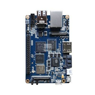 Banana Pi BPI-M3 – Single-Board-Computer, Octa-Core-Prozessor (02.18.17)