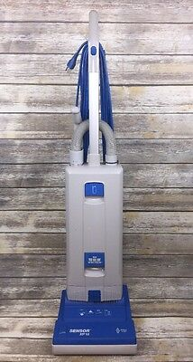 Windsor Sensor XP12 XP-12 Commercial Upright Vacuum Cleaner Blue Gray Extra Bags