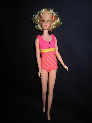 Vintage Barbie FRANCIE Doll TNT Blonde #1170 Swimsuit Free Shipping USA