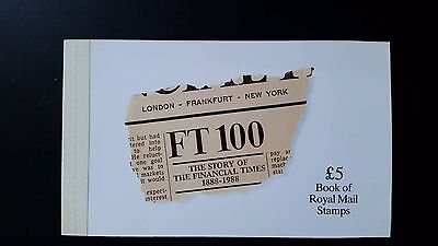 1988 Story Of The Ft 100 Prestige Booklet Dx 9