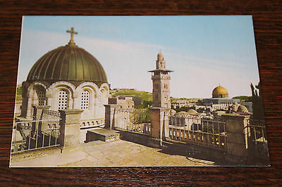 Jerusalem - Chapel of Ecco Homo Postcard