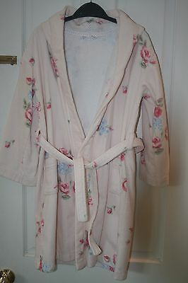 The Little White Company Girls Dressing Gown Age 7-8