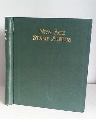 Quality Stanley Gibbons New Age Stamp Album With 27 Sleeves