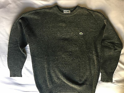 LACOSTE - Pull coll rond taille L