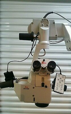 Leica  M680 Surgical Operating Microscope Hand Vascular Opmi Urology Surgery