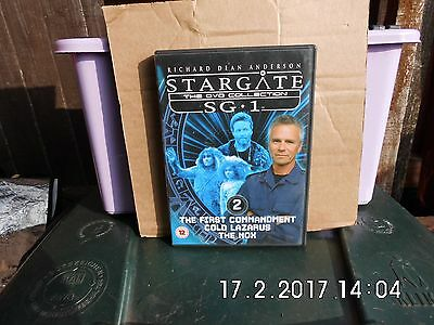 Stargate Sg1 The Dvd Collection Dvd Number 2