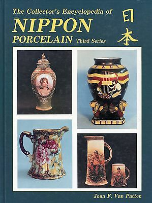 Japanese Nippon Porcelain – Types Patterns Marks Etc / Illustrated Book + Values